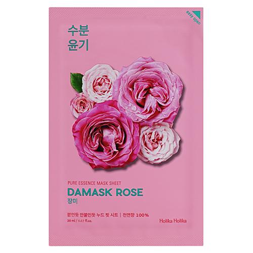 Holika Holika Pure Essence Mask Sheet - Rose (5 Pcs)